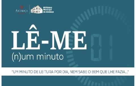 """""""BMA - Lê-me Num Minuto"""""""