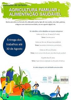 """Concurso de Cartaze - Agricultura Familiar e Alimentação Saudável"""""""