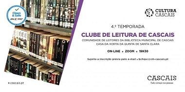 """""""Clube de Leitura de Cascais"""""""