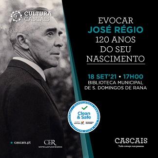 """""""Evocar José Régio no 120º aniversário do seu nascimento"""""""