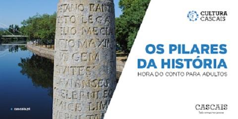 """ """"Os Pilares da História"""" -  Hora do Conto para adultos"""