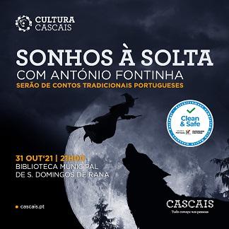 """""""SONHOS À SOLTA"""" - Serão de Contos Tradicionais Portugueses"""