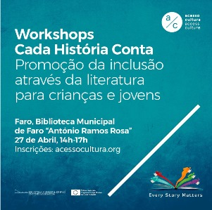 Workshop «Every Story Matters | Cada História conta»