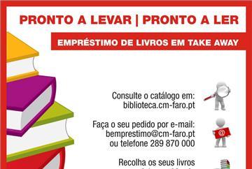 «Take Away e Pronto a Levar/Pronto a Ler»