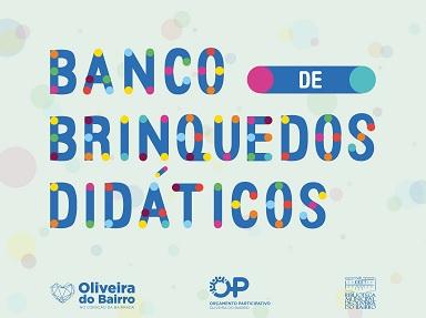 """""""Banco de Brinquedos Didáticos da Biblioteca"""""""