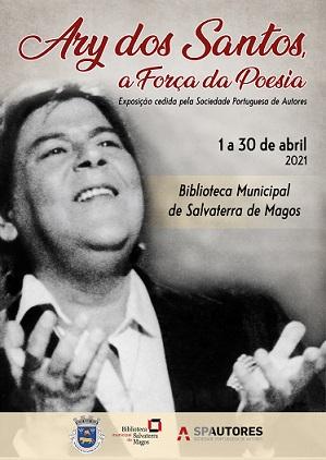 """Exposição"""" """"Ary dos Santos, a Força da Poesia"""""""