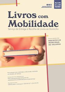 """""""Livros com Mobilidade"""""""
