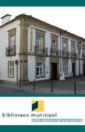Vila Nova de Cerveira- Logotipo Biblioteca Municipal