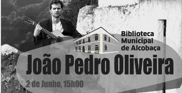 «Concerto de João Oliveira»