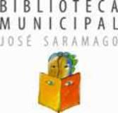 Logotipo da Biblioteca Municipal José Saramago