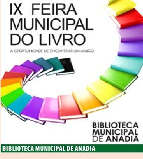 «IX Feira Municipal do Livro»