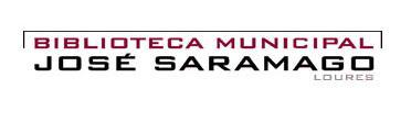 Logotipo da Biblioteca Municipal José Saramago - Loures