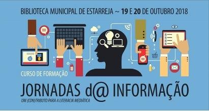 «Jornadas d@ Informação 2018 - Um (con)tributo para a Literacia mediática»