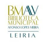 Logotipo da Biblioteca Municipal Afonso Lopes Vieira - Leiria