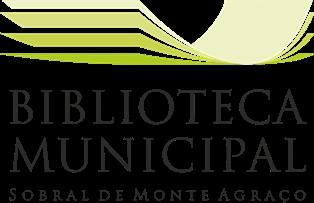 Logótipo da Biblioteca Municipal de Sobral de Monte Agraço
