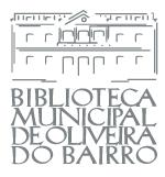 Logótipo da Biblioteca Municipal de Oliveira do Bairro