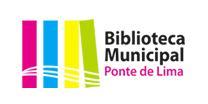Logótipo da Biblioteca Municipal de Ponte de Lima