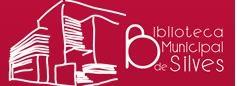 Logótipo da Biblioteca Municipal de Silves