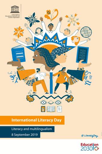 8 de setembro - Dia Internacional da Literacia 2019
