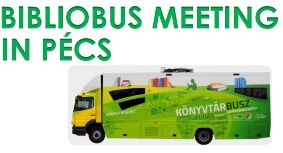 Bibliobus Meeting in Pécs